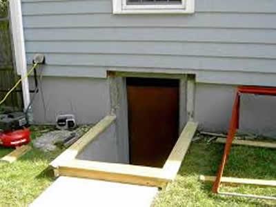 Cellar Bulkhead Doors